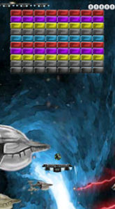 Juego android arkanoid